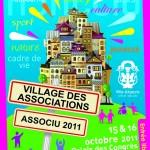 VILLAGE DES ASSOCIATIONS / ASSOCIU 2011