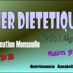 NUTRITION AU REGARD DES USAGERS