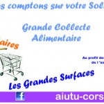 GRANDE COLLECTE ALIMENTAIRE - Samedi 1er Décembre 2012