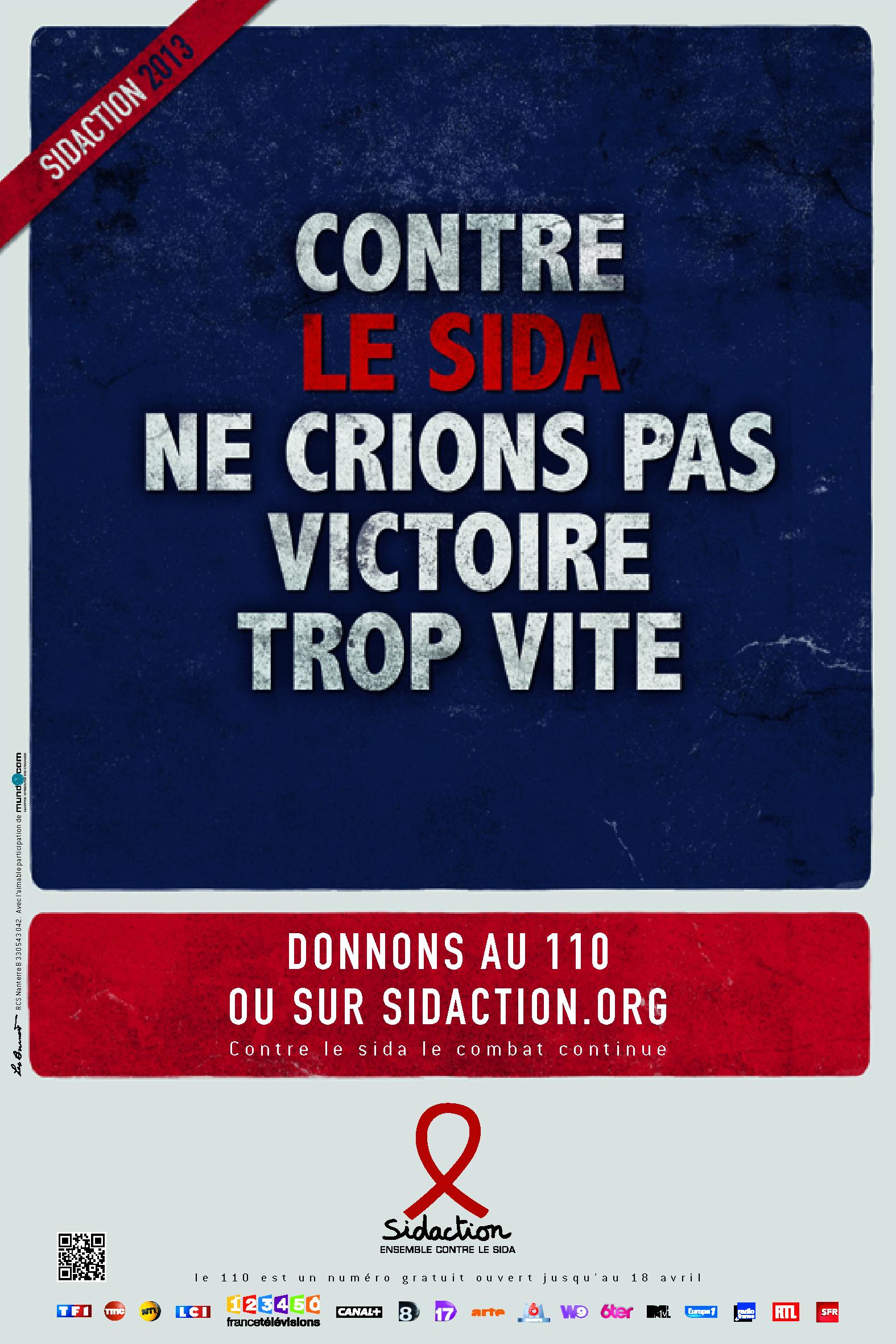 Association de lutte contre le sida sidaction 2013 5 - Merci de ne pas stationner devant le garage ...