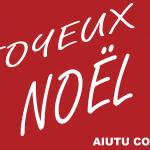 NOEL ensemble avec les usagers d'AIUTU CORSU