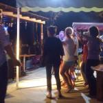 SOIREE FESTIVE AVEC LES USAGERS A LA PAILLOTE ANDREA