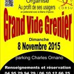 Vide Grenier 8 Novembre 2015 - AIUTU CORSU