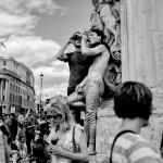 The Pride in London Parade par ALAN SCHALLER