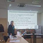 Intervention Prévention à Ile Rousse