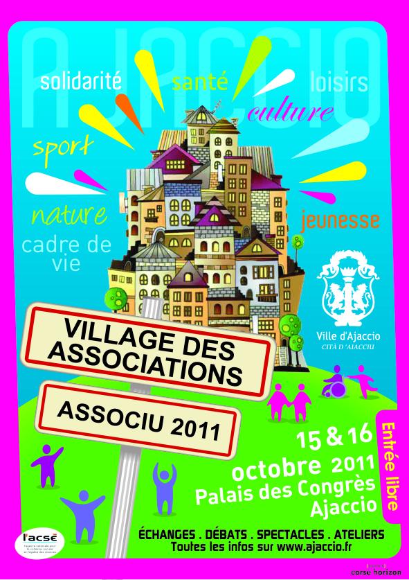 ASSOCIU 2011 les 15 & 16 octobre